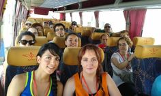 De camino al Embalse José Toran #EncuentroACDCordoba