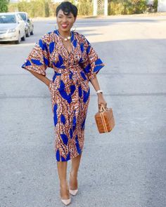 African Print Latest Styles Steal Fashionista Doopie - Women's style: Patterns of sustainability African Fashion Designers, Latest African Fashion Dresses, African Print Dresses, African Print Fashion, Africa Fashion, African Dress, Ankara Dress Styles, African Prints, African Attire