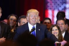 Donald Trump took another step toward clinching the Republican presidential nomination Tuesday, easily sweeping Pennsylvania, Maryland, Delaware, Rhode Island and Connecticut in the latest round of GOP primaries.  While Trump won Pennsylvania's statewide vote, clinching 17 of the state's 71 delegates