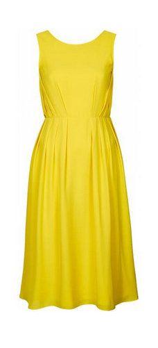 Pasha Poppy Midi Dress