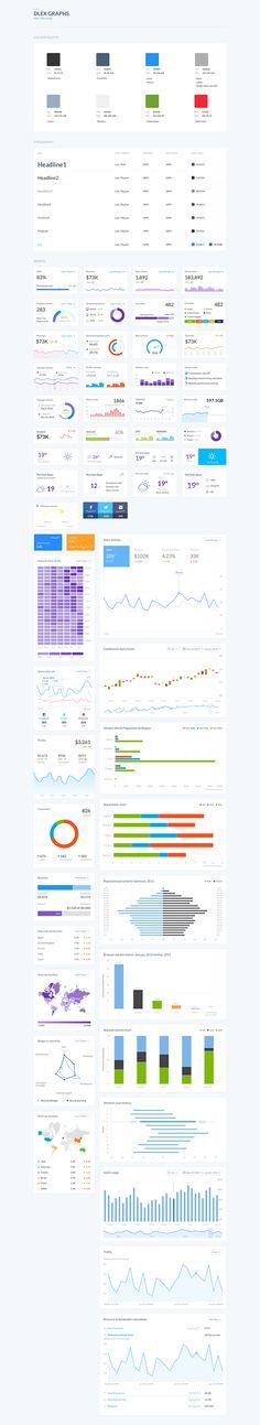 Graphs UI Kit - DLEX