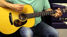 John Mellencamp - Pink Houses - Acoustic Guitar Lesson - Beginner - EASY Song