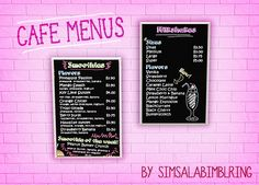 My sims 3 finds // simsalabimblring: There aren't enough menus for...
