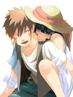 I do not in any way ship this. But it is so cute regardless!