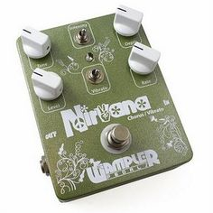 Wampler Nirvana Chorus Pedal | Andertons