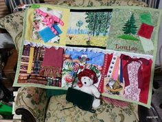 These quilts are special. I have seen the calming and enjoyable times the patients have with these quilts that fit in their lap.i will make any theme,color,and quantity you want.  I LIKE FOR THE FAMILY TO GIVE ME INPUT ON THE HOBBIES, FAVORITE COLORS,SPORTS, AND ANY IDEAS SO I CAN MAKE IT AS PERSONAL AND FAMILIAR FOR THE SPECIAL PERSON IT IS FOR. Her first name can be embroidered on the front of the fidget lap quilt.  The fidget quilt will give the family a feeling of joy watching their…