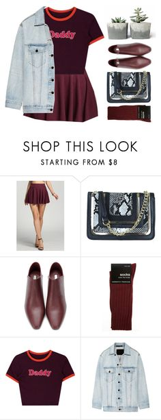 """Untitled #2065"" by credendovides ❤ liked on Polyvore featuring Dorothy Perkins and Alexander Wang"