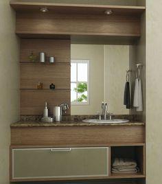 móveis para banheiro planejado - 2