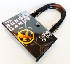 The Hunger Games Book Purse