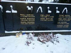 Kynttilä Saara-mummin haudalle...