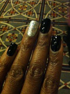 My holiday nails.