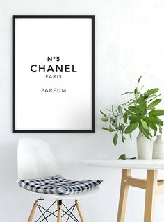 Chanel No 5. Digital download. No waiting for shipping. A quick and affordable way to add beautiful new artworks to your walls.  WHAT YOU WILL RECEIVE:  1) 4:5 ratio file for printing: Inch: 16x20, 12x15, 11x14, 8x10, 4x5 Cm: 40x50, 30х38, 28x35, 20x25, 10x12  2) 3:4 ratio file for printing:  Inch: 18x24, 15x20, 12x16, 9x12, 6x8 Cm: 45x60, 38х50, 30x40, 22x30, 15x20  3) 2:3 ratio file for printing: Inch: 20x30, 16x24, 12x18, 8x12, 4x6 Cm: 50x76, 40х60, 30x45, 20x30, 10x15  4) ISO…