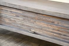 Gray Floating TV Stand Entertainment Center - ECO GEO Lakewood