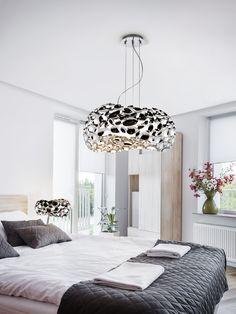 Colgante de techo cromo Ø 47 G9 Led Narisa 266284 de Schuller [266284] - 307,00€ :