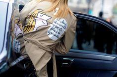 Paris  – Street Life. #PFW, #Fashion, #France, #FW15, #Moda, #Mode, #Paris, #RTW #Fall #Winter, #Street, #StreetStyle, #Style, #Week, #Woman, #Women Photo © Wayne Tippetts