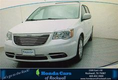 https://flic.kr/p/Gcf4Fq | Congratulations Erik on your #Chrysler #Town & Country from Paige Simms at Honda Cars of Rockwall! | deliverymaxx.com/DealerReviews.aspx?DealerCode=VSDF