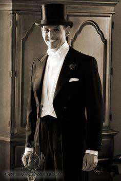 Sven Raphael Schneider in White Tie