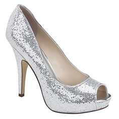 AMAYA by MARIPE - Add a little sparkle to your holiday outfit. Pair shoes with black, red or neutral outfits for sophisticated styling.  $49.99