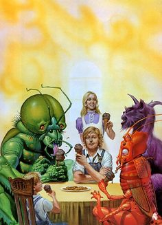 Michael Whelan - With Friends Llike These