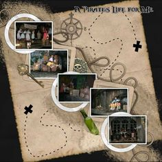 Pirates of the Caribbean - Page 2 - MouseScrappers.com
