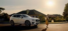 #VOLVO CARS CELEBRATES THE HUMAN SIDE OF SAFETY TECHNOLOGY IN THE #XC60 FILM