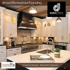 We are now offering 2 options for semi-custom cabinetry. Both Dura Supreme Cabinetry & Wellborn Cabinet, Inc. offers a great price point and value for your kitchen, bathroom, laundry room & more areas if you are working within a budget. Transform your home into a place you can enjoy with a price you can afford! #designinspiration #transformationTuesday #Greenbrookdesign #walkerwoodworking #semicustom #shelbync #charlotte #asheville #durasupreme #wellborn