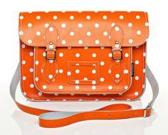 Zatchels Leather Polka Dot Orange Satchel Zatchels,http://www.amazon.com/dp/B00B2MWQJS/ref=cm_sw_r_pi_dp_miOisb0RE0F5HMCX