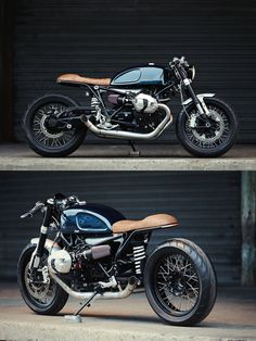 BMW R nineT Cafe Racer - Clutch Custom Motorcycles 1