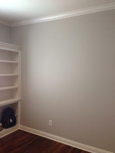 Murs Et Ameublement Chambre Tout En Gris Tendance   Idées Pour La Maison    Pinterest   Chambre, Deco Chambre Et Maison