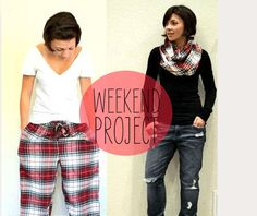 Poppytalk - The beautiful, the decayed and the handmade: weekend projects