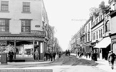 Newgate street 1914