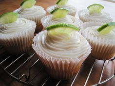 Make and share this Mucho Margarita Cupcakes (Vegan) recipe from Food.com.