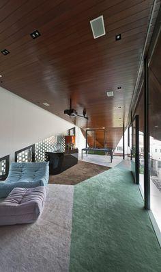 Creative Renovation of Jalan Binchang House by A D Lab