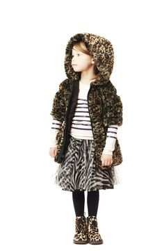 JUNIOR GAULTIER #kids #fashion AW 2012