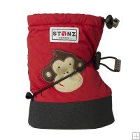 Monkey Brick Red from Stonz