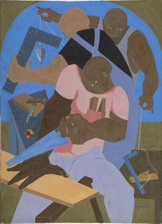 Jacob Lawrence - Colby College Museum of Art