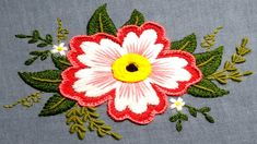 Hand Embroidery Videos, Cross Stitch Patterns, Embroidery Designs, Diy, Hands, Invitations, Projects, Stitching, Youtube