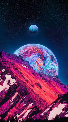 Cosmic Space wallpaper by Geoglyser - 7b67 - Free on ZEDGE™