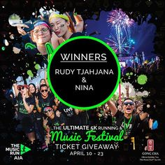 Thank you everyone for the overwhelming support and participation!  We would like to announce the winners of The Music Run  Rudy Tjahjana and Nina for winning a pair of tickets each! (Complimentary tickets will be sent via email to the winners)  Hope to party with all Music Runners on May 6! See you there!😄😄😄 . . . . #gongchasg #gongcha #GCxTMR #TMRbyAIA #LiveTheBeat #공차 #solacres #solacresec #solacresprice #solacreslocation #solacresshowflat