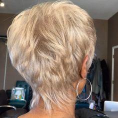 Messy Pixie Haircut, Shaggy Short Hair, Longer Pixie Haircut, Short Haircut Styles, Short Layered Haircuts, Short Hairstyles For Thick Hair, Short Grey Hair, Haircuts For Fine Hair, Short Hair With Layers