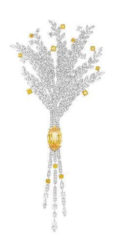 Exclusive: Chanel Puts the Oui in Wheat in Its New High Jewelry Collection