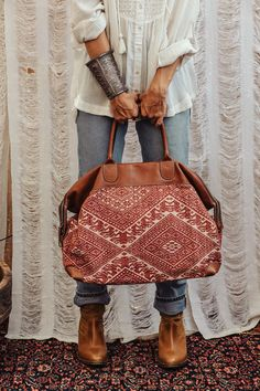 Tribal Bag, travel.