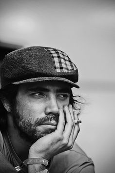 Patrick Watson: The talented musician and possessor of eerily haunting vocals.