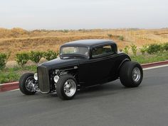 Very Tidy.  Deuce Coupe