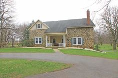 #JustListed A fantastic converted barn house, resting on a beautiful, park-like 4 acres.   #lehighvalleyhomes #homesforsale #lehighvalley