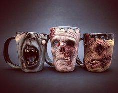 These Macabre Mugs Are Perfect For Gloomy Mornings