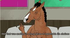 You are watching the movie BoJack Horseman on Putlocker HD. Will Arnett voices BoJack, the failed legendary sitcom star from the favorite family sitcom Horsin? Best Movie Quotes, Tv Show Quotes, Film Quotes, Series Movies, Tv Series, Will Arnett, Bojack Horseman, Senior Quotes, Animation Series