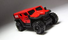 the Lamley Group: First Look: The insane (and licensed!) Matchbox Ghe-O Rescue Vehicle.