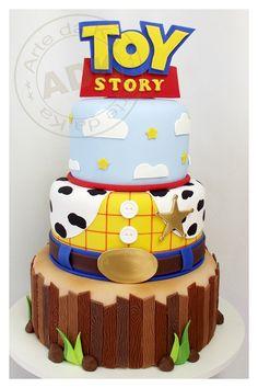 Toy Story cake. AMAZING!!!!