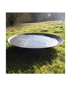 Steel Water Bowl